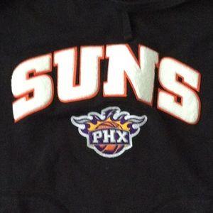 Phoenix Suns hoodie. Size L/XL.